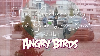Angry Birds Happy Valentine