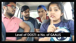 Aaj se Gaali Band BC | Aashqeen thumbnail