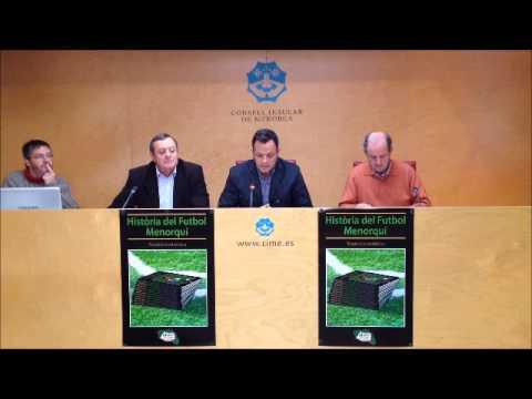 Història del Futbol Menorquí