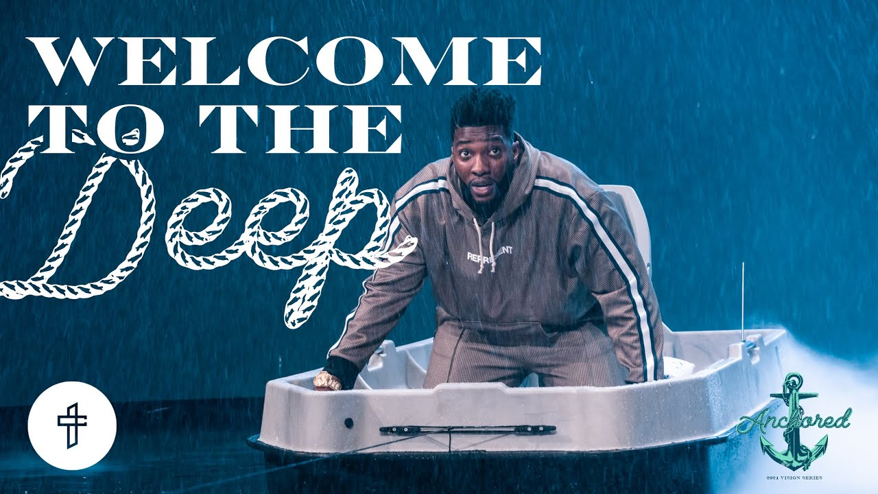 Download Welcome To The Deep // Are You Experiencing A Storm? // Anchored // Michael Todd
