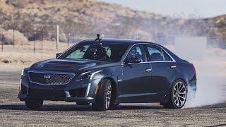 Cadillac CTS-V 2016 Videos