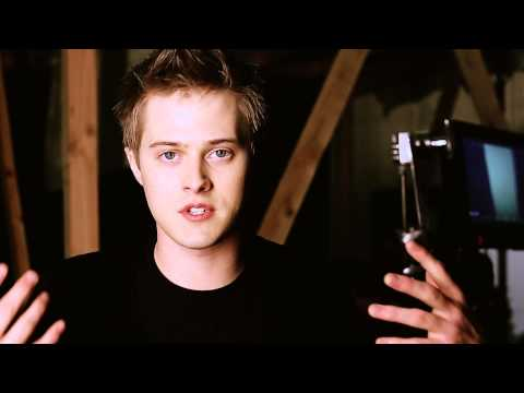 "Lucas Grabeel ""135n8"" Behind-the-Scenes Video (Exclusive)"
