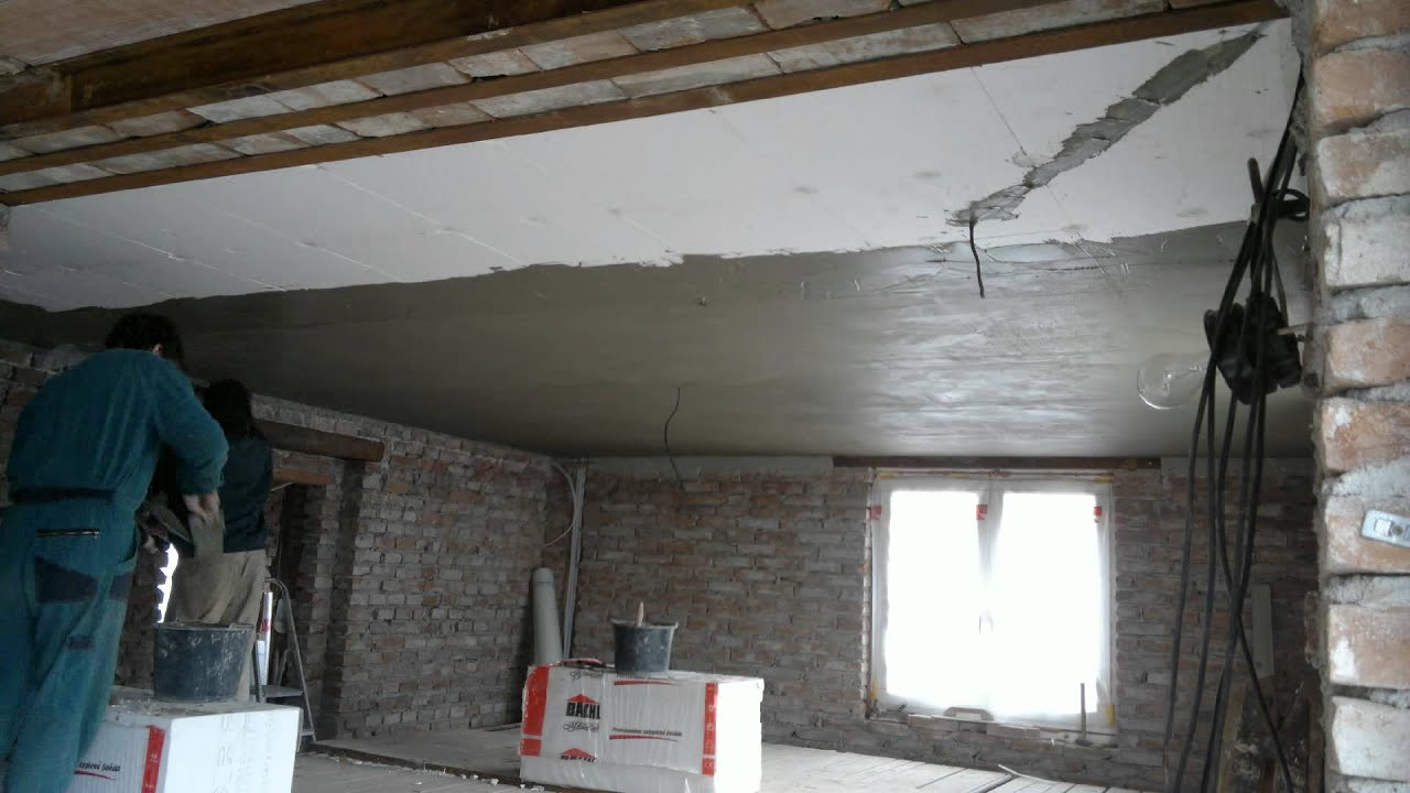 Jak omitnout strop