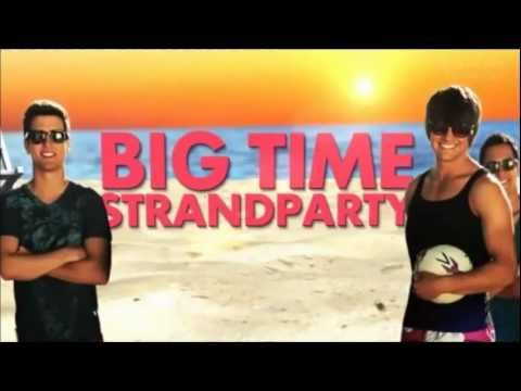 Big Time Rush - Strandparty Trailer Nickelodeon Germany