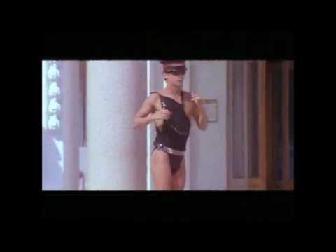 """Bruno Tonioli clips from Elton John """"I'm Still Standing"""" video"""