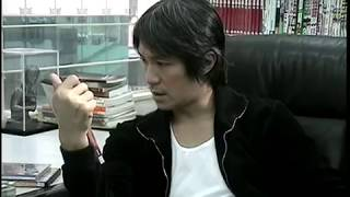 Fight Back to School III (1993) Stephen Chow Interview 逃學威龍3之龍過雞年: 周星馳訪問