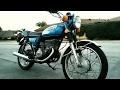 1973 Suzuki GT185 2 Stroke Streetbike