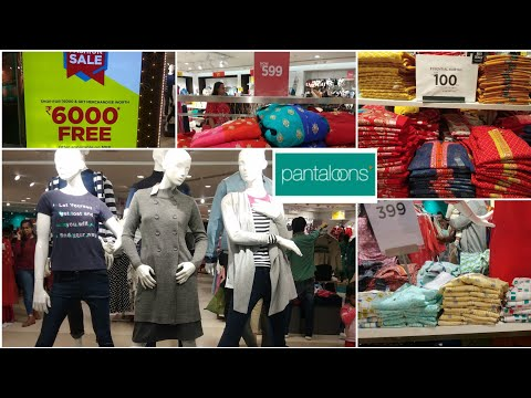 #Pantaloons L Pantaloons Fashion SALE Upto 60% Off L Pantaloons Tour L Pantaloons New Year Offers