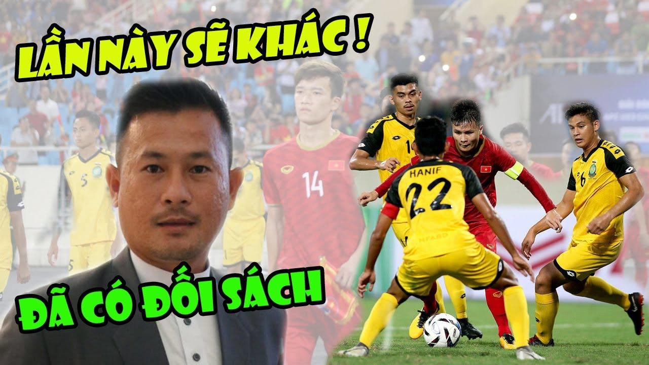 Tin bóng đá Việt Nam 24/11:HLV U22 Brunei tuyên bố S-Ố-C trước trận gặp U22 Việt Nam