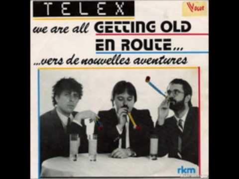 Telex - En Route Vers De Nouvelles Aventures - 1980