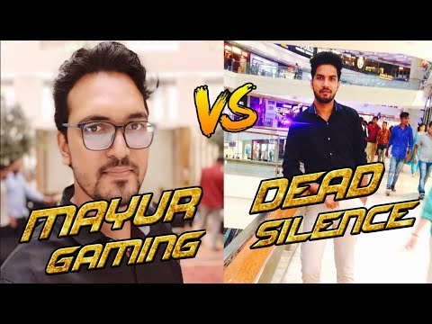 Mayur Gaming Vs Dead Silence | First Time Fight | Dead Silence Leave Flash Clan