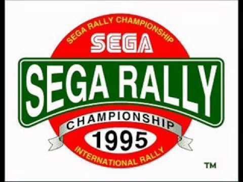Sega Rally - 11 Ignition (Lakeside Track)