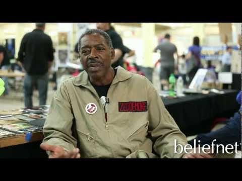 Ernie Hudson Interview #2 - Choosing Positive Roles