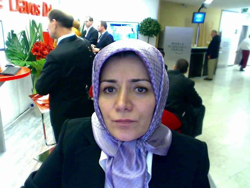 Fatemeh Haghighatjoo joins the...