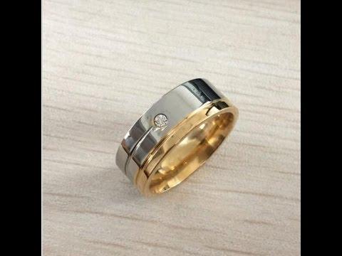 Винтажное обручальное кольцо для мужчин и женщин.