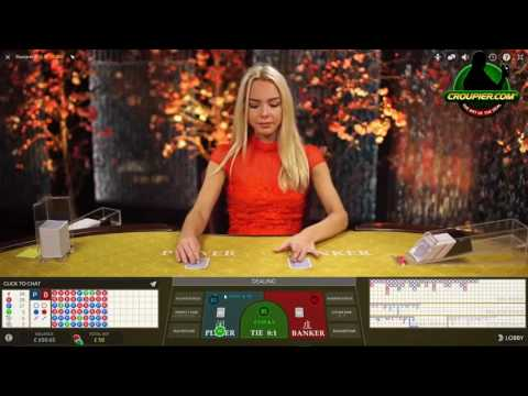 Online Baccarat for Real Money Live Dealer Play at Mr Green Online Casino