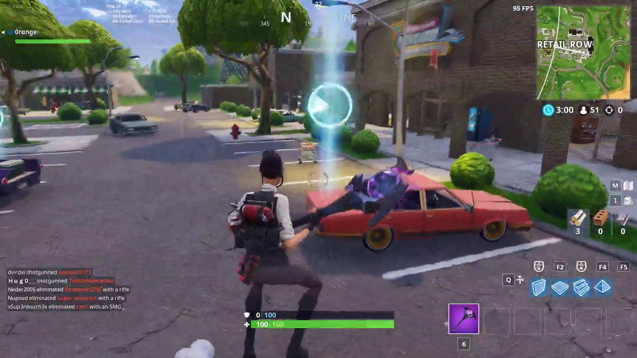 Fortnite Time Trials Week 6 Challenge Updated How To Complete