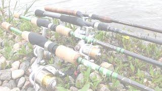 Fishing Rod Build - Episode 2 - Turning Cork Handles
