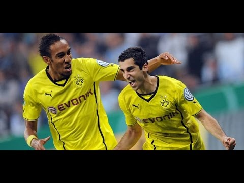 Henrikh Mkhitaryan 3 GOAL Borussia Dortmund-Wolfsberger 06.08.2015