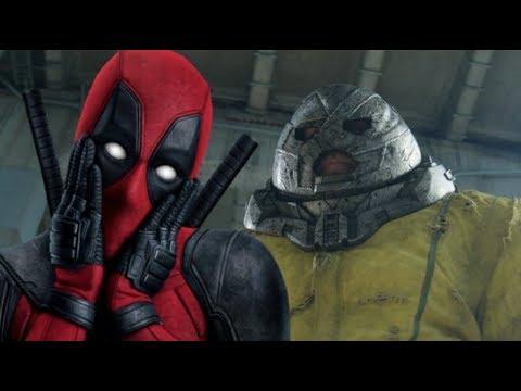 Deadpool 2 Hindi Full Convey Fight Scene (Deadpool Vs Cable) HD