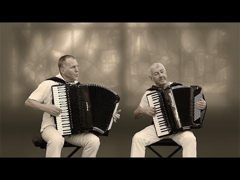 French Accordion Music - MARINA - Claude Thomain – Musette accordeonmuziek duo acordeon  akkordeon
