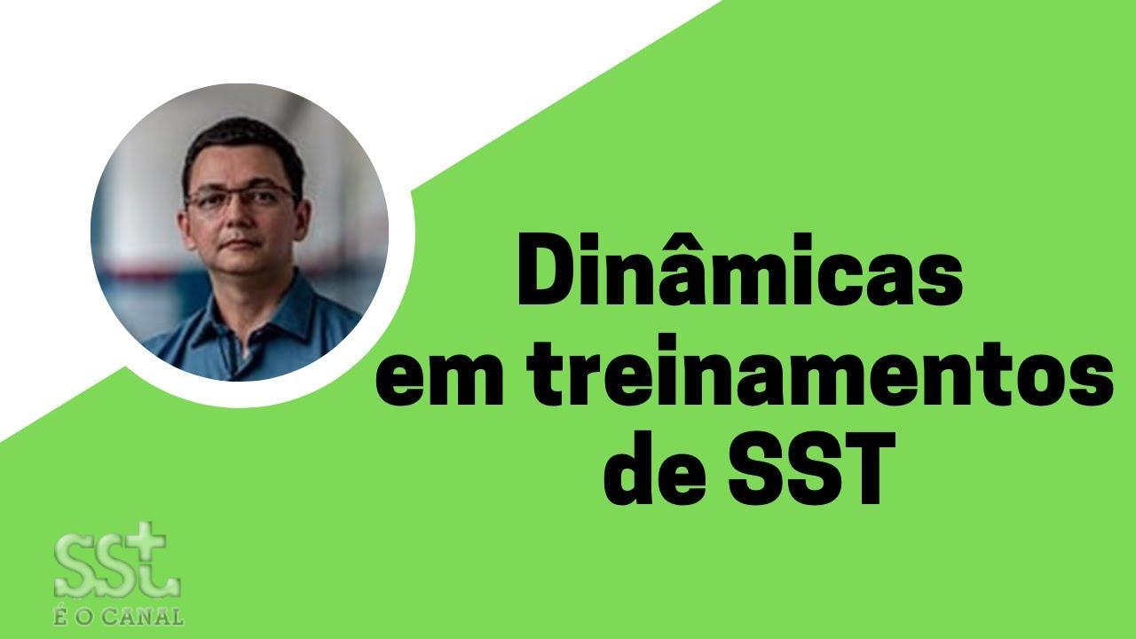 Dinâmicas em treinamentos de SST