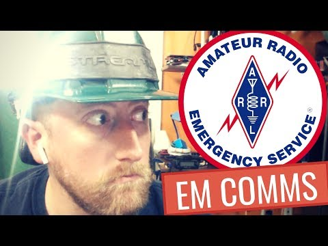 What is Amateur Radio Emergency Service ARES All About?