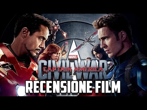 CAPTAIN AMERICA - CIVIL WAR (SPOILER INSIDE)