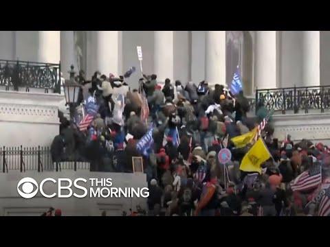 Capitol breach raises security concerns
