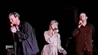 Michael English - He Never Gave up on me with Biney English (live in Kernersville, NC 1998)