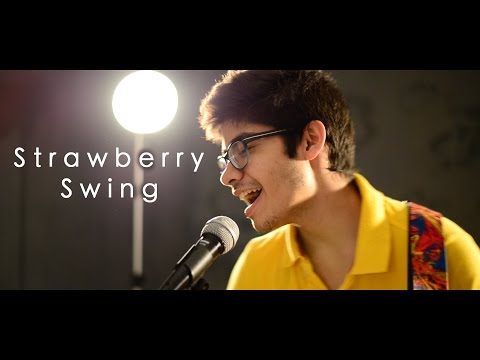 Coldplay - Strawberry Swing Cover