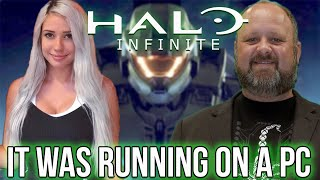 Halo Infinite Demo Was Running On A PC, And That's Perfectly Fine!