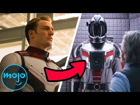 Avengers: Endgame Trailer Breakdown