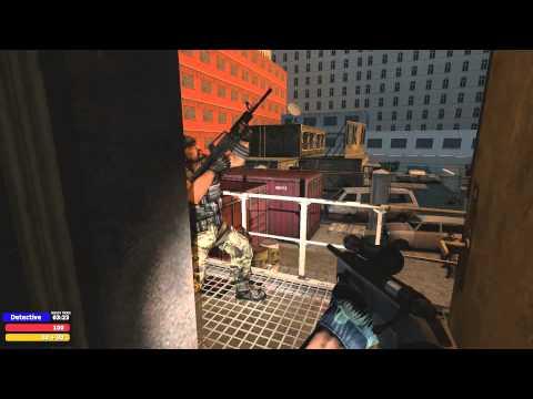 Garry's Mod - Trouble In Terrorist Town (TTT) - Fast Zombies