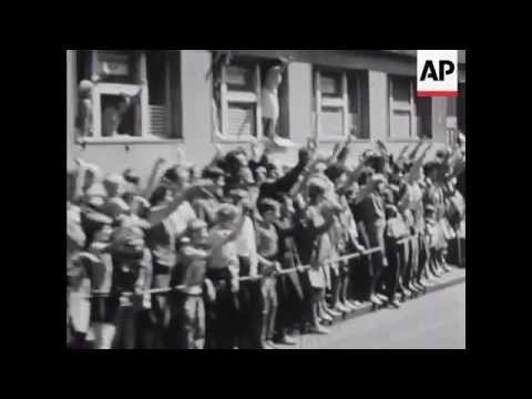 Valentina Tereshkova - NO SOUND - 1963