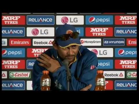 Live Post Match Press Conference Sri Lanka v Bangladesh, Melbourne