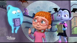 Vampirina - Poetry Day | Exclusive Episode - Disney Junior