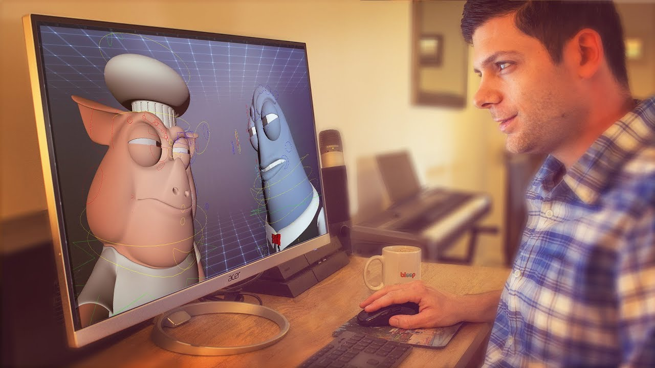 How to Make an Animated Short Film