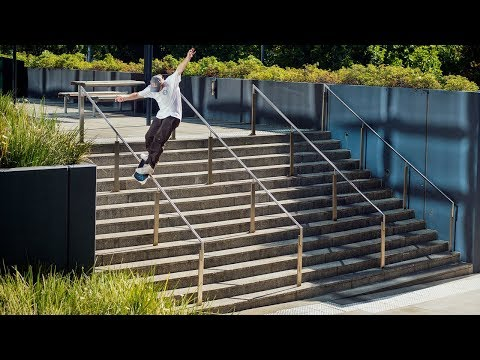 """Rough Cut: Jamie Foy and Torey Pudwill's """"Golden Foytime"""" Footage"""