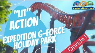 [Onride]  Expedition GeForce | AWESOME Onride Tour 2020  | POV 🤢🤩😎