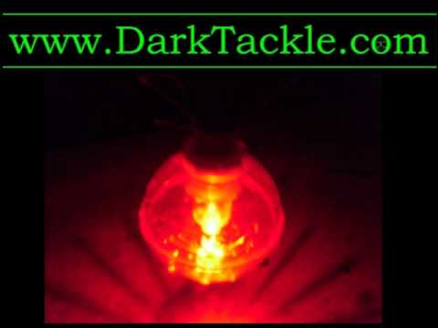 Dark Tackle™ Night Bobber Fishing With Night Bobbys When Its Dark Out- Travis Catches A Bullhead