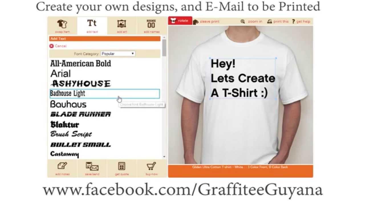 Shirt design lab - Custom Ink Design Lab Walk Through