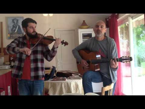 La Marine  - Paul Fort Georges Brassens cover featuring GAC