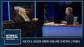 Nackter Mann in Nicole Jägers Wohnung?!