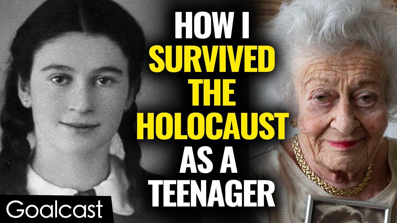 Gerda Weissmann Klein | Holocaust Survivor's Fight To Survive Sub-Zero Death March