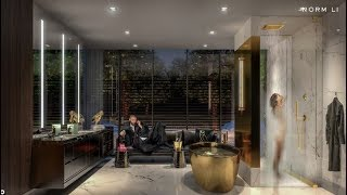 tour drakes million dollar masterpiece mansion by architect ferris rafauli