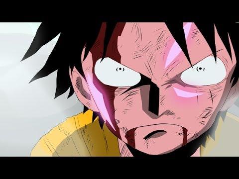 One Piece Luffy S Rage