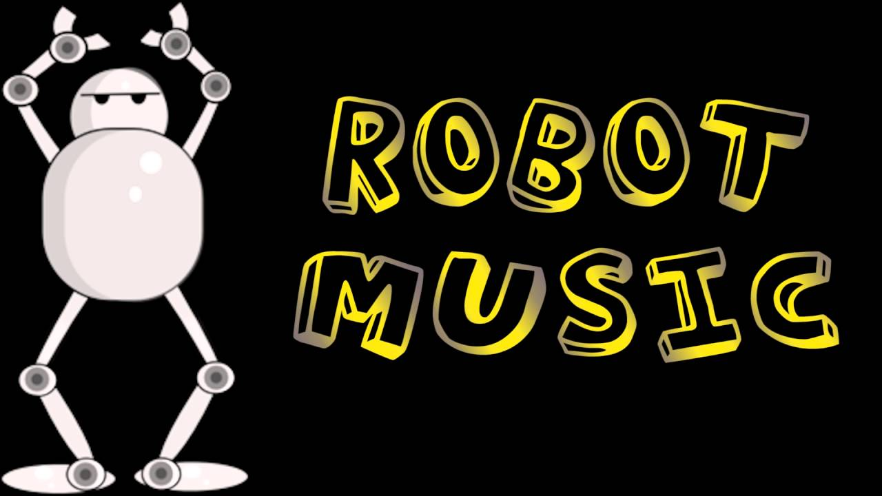 Robot Music Compilation Youtube