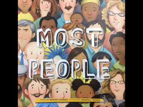 Most People by Micheal Leannah - read by Ms. Shortt