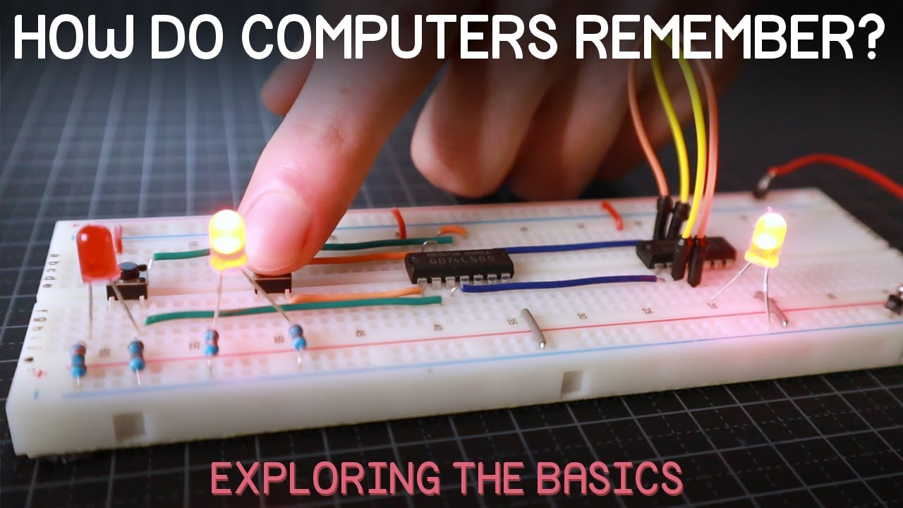 How Do Computers Remember?